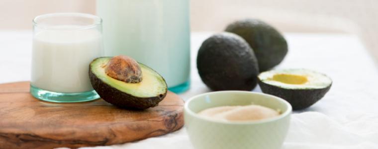 Dr. Yolie's Avocado Smoothie Bowl Recipe
