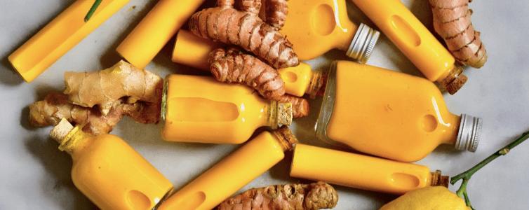 Fresh Organic Liver Detox & Anti-Inflammatory Juice